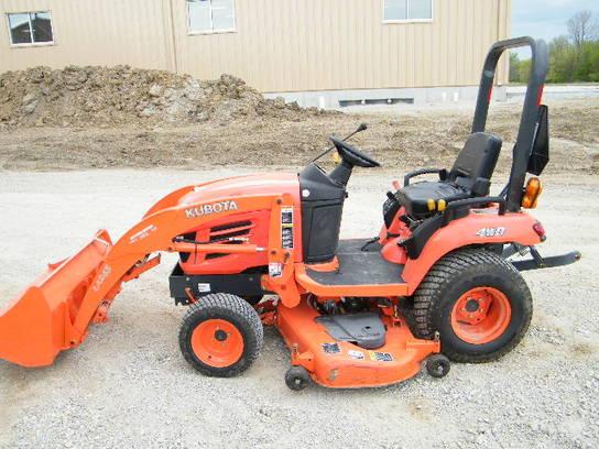 TractorData.com Kubota B6200 tractor dimensions information