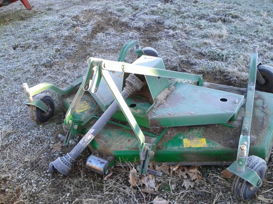 "2000 Buhler 72"" FINISH MOWER"