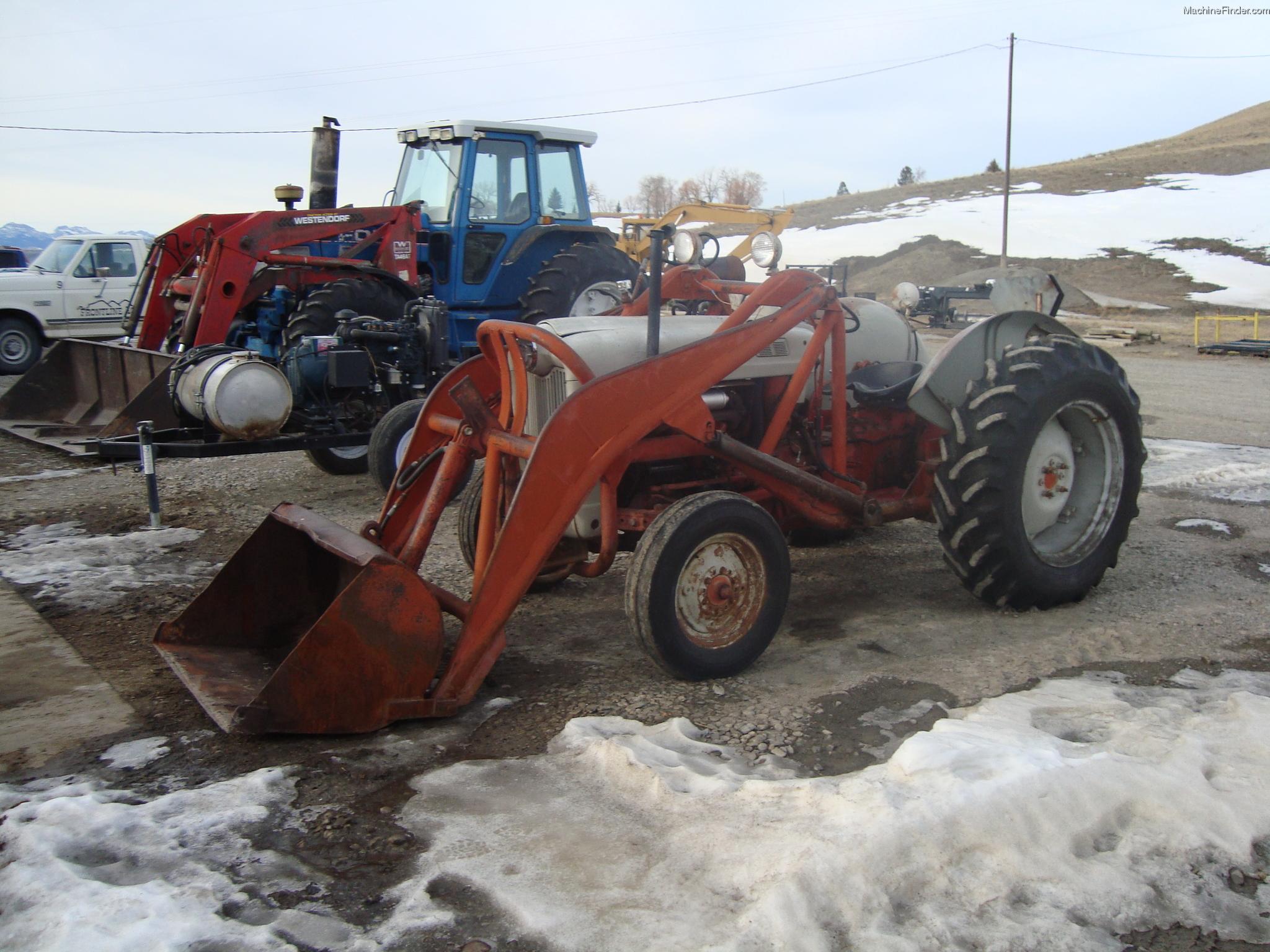 Ford 850 Tractor Serial Numbers : Tweet