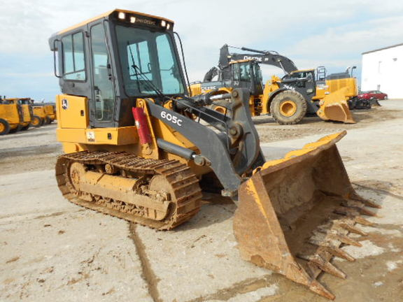Detail photo of 2006 John Deere 605C from Construction Equipment Guide