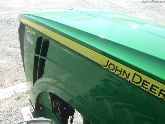 John Deere 9360R