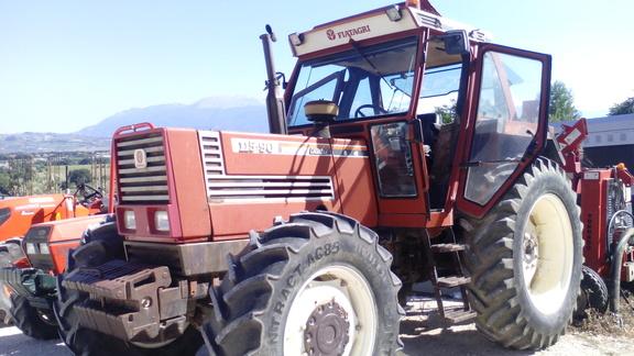 Fiatagri 115-90 DT