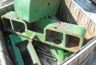 John Deere R183722 FRONT WEIGHT BRACKET