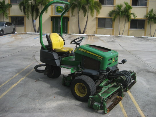 2008 John Deere 2653B Trim/Surround Mower