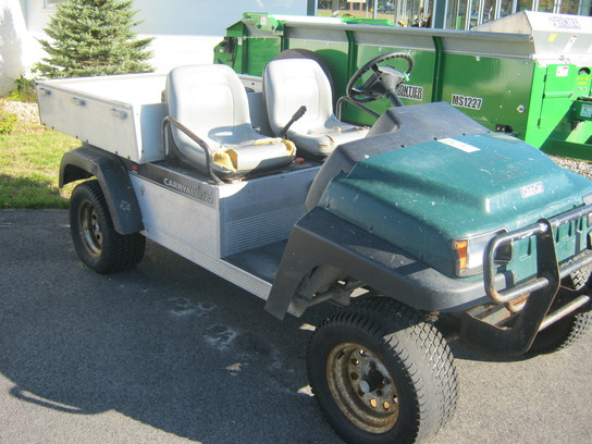 Club Car Carryall 272