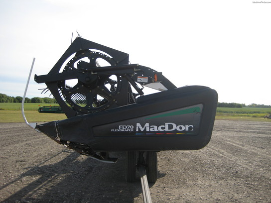 2007 Mac Don FD70