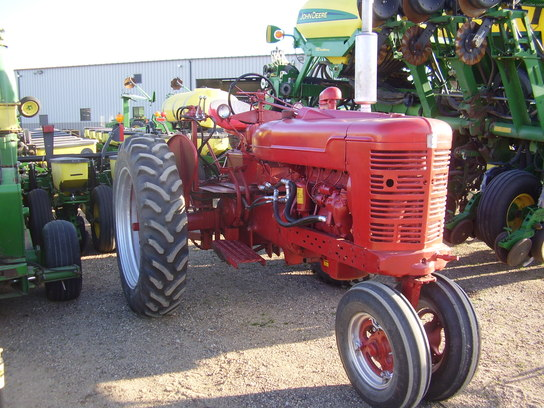 1953 International Harvester Super M