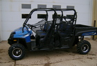 2013 Polaris Ranger Crew 800EFI PS