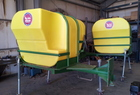 Other BIG JOHN 500 GAL SADDLE TANKS