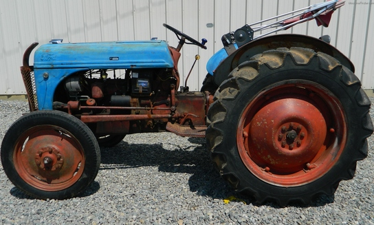 1954 Ford 8n Tractor : N ford tractor serial number location get free image