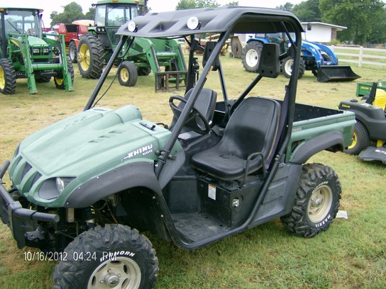 2006 yamaha rhino 660 atv 39 s and gators john deere for Yamaha parts dealer near me