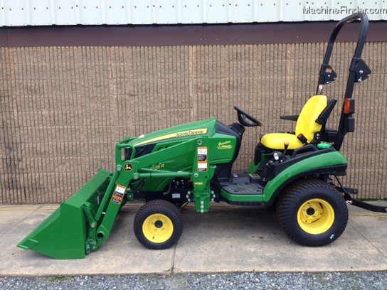 John Deere 1025 R | Autos Post