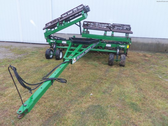 Rolling Basket Harrow : Unverferth rolling harrow ii