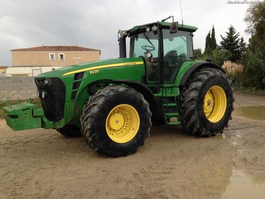 2007 john deere 8230 row crop tractors john deere machinefinder - Tondeuse john deere jm36 ...