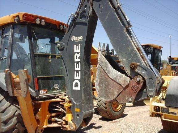 Detail photo of 2014 John Deere 310E from Construction Equipment Guide