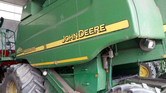 John Deere 9660WTS