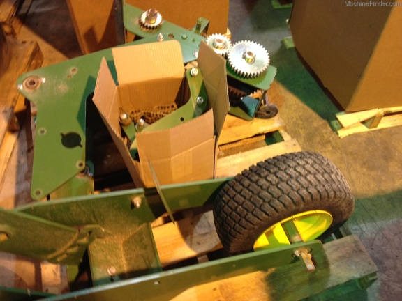 John Deere Planter Seed Transmission Attachments Planter