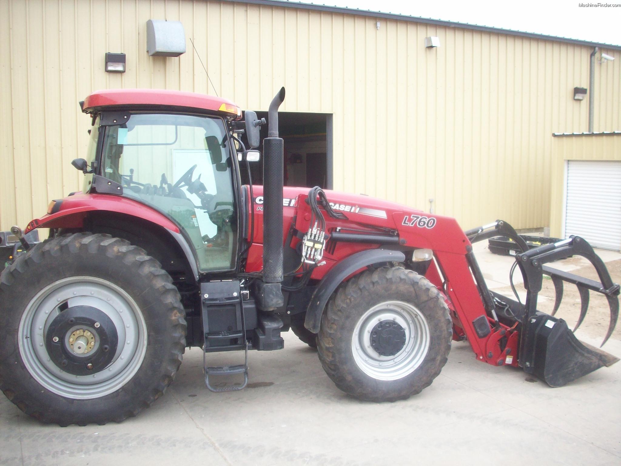 Ih 2424 Tractor Loader : Case ih puma tractors row crop hp john
