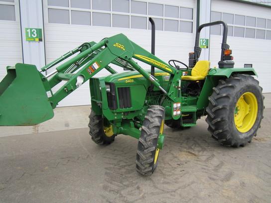 John Deere 5403 Tractor 4x4 : John deere