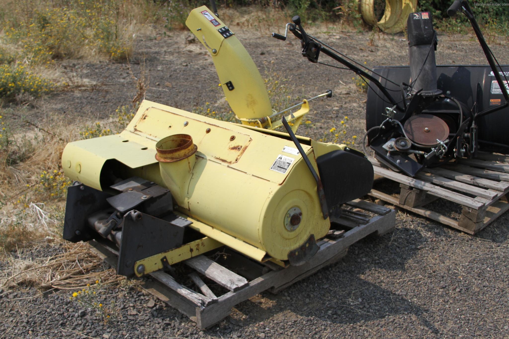 John Deere 400 Garden Tractor Attachments : John deere fits garden tractors only