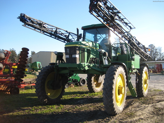 John Deere Self-Propelled