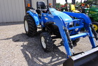 2003 New Holland TC33D