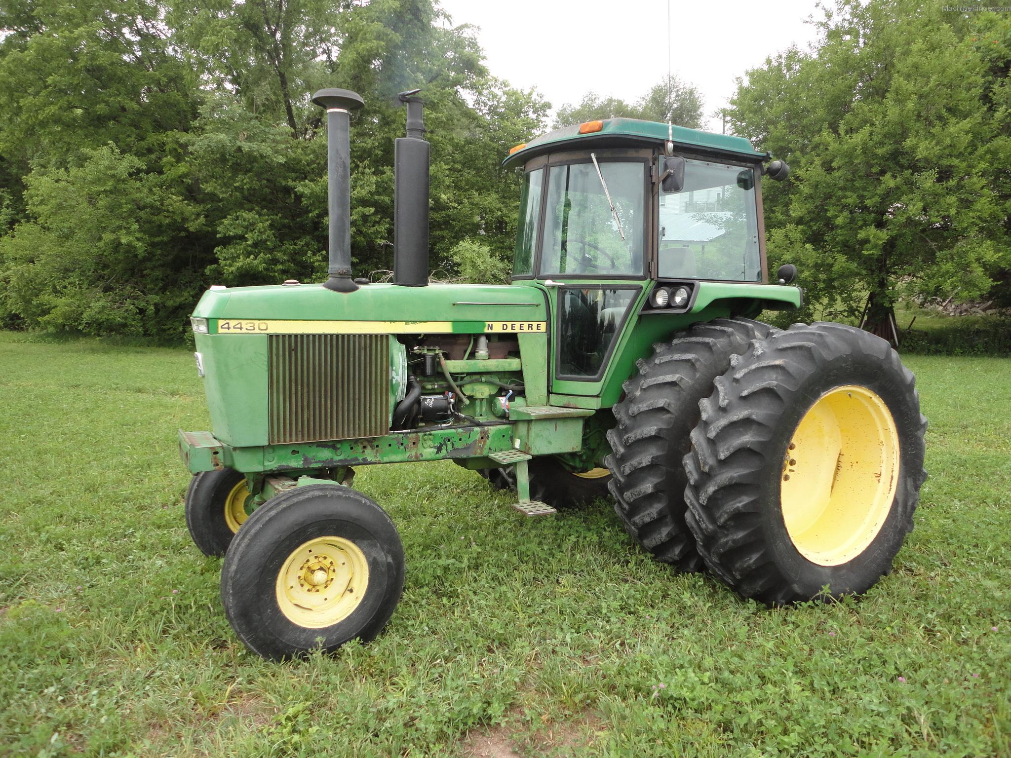 1977 John Deere 4430 Tractors - Row Crop   100hp