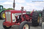 1966 International Harvester 606