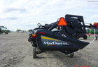2011 Mac Don FD70 FLEX DRAPER