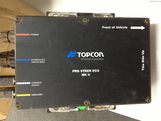Other TopCon Prosteer ECU & Harnesses