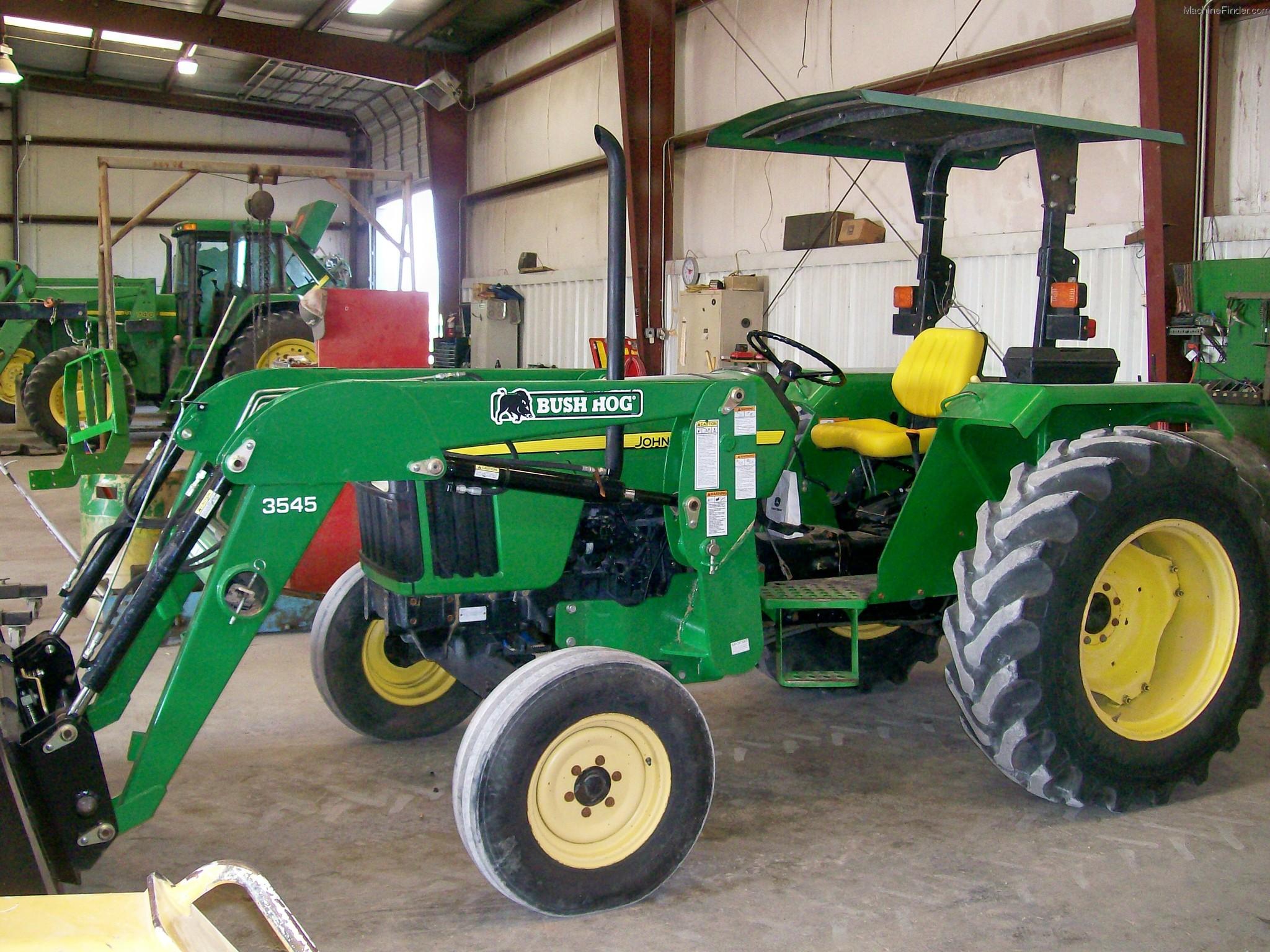 2003 John Deere 5303 Tractors - Utility (40-100hp)