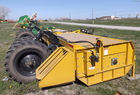 2009 Alloway WR-20 WINDROW SHREDDER