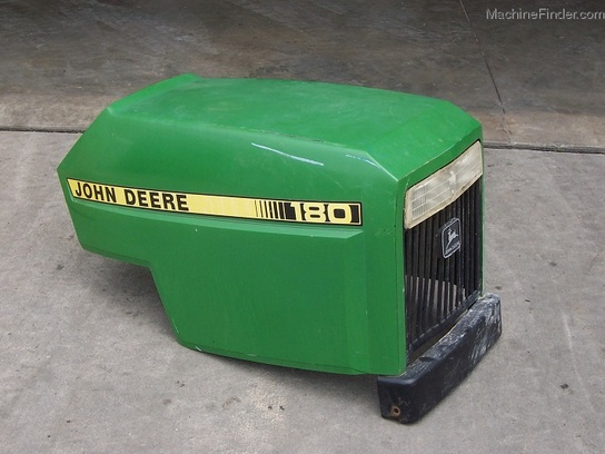 Lawn Tractor Hoods : John deere hood for jd or lawn tractor