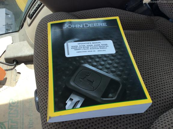 2016 John Deere 8320R