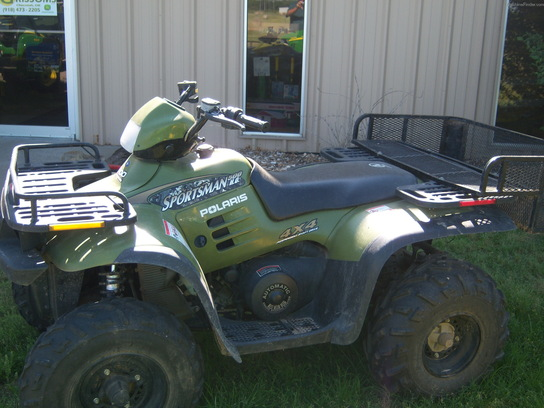 2001 Polaris 500 SPORTSMAN