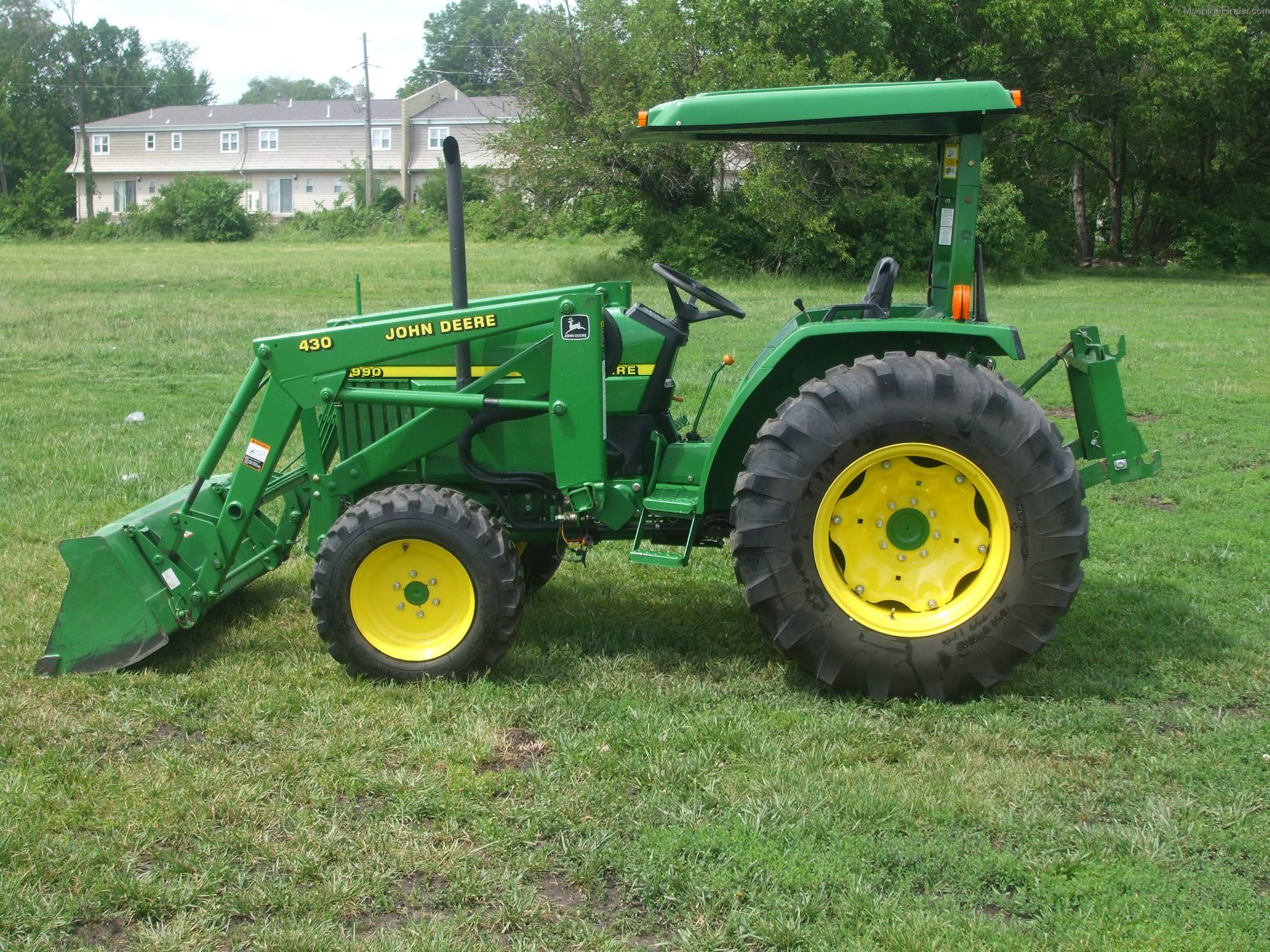 John Deere 790 Tractor Wiring Diagram 318 John Deere ...