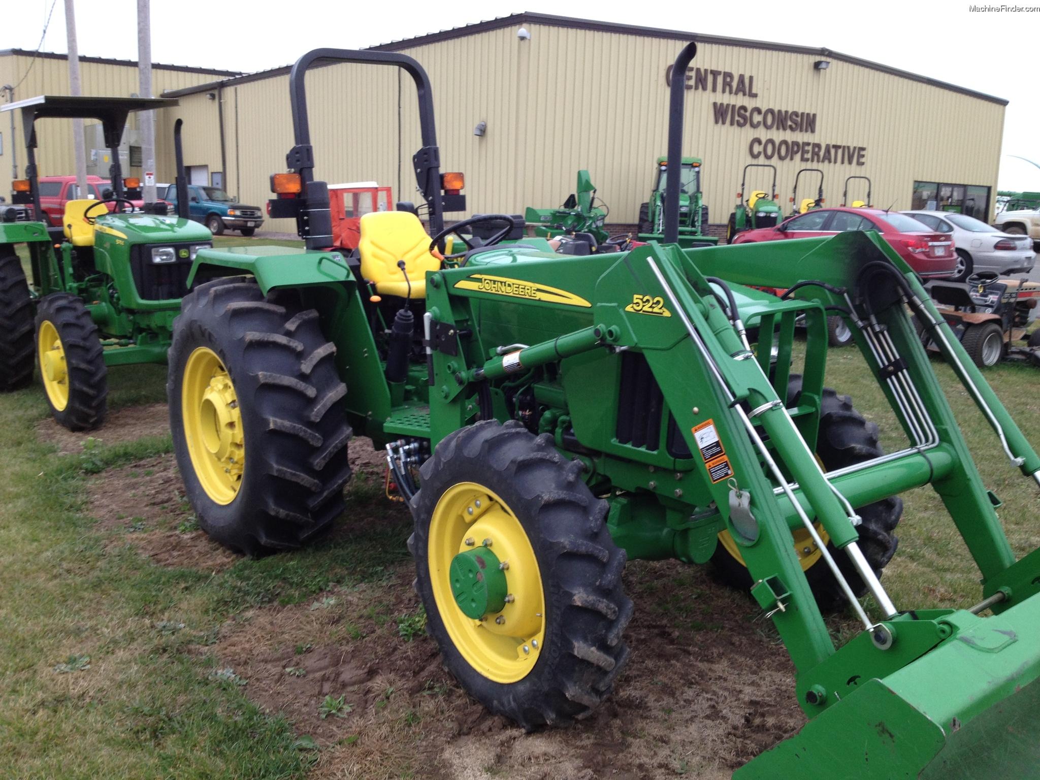 John Deere 5403 Tractor 4x4 : Tweet