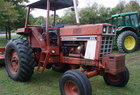 1981 International Harvester 886