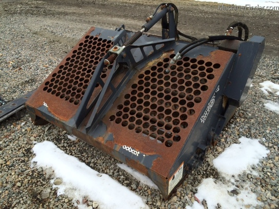 Landscape Rake For Bobcat : Bobcat rake attachments john deere machinefinder