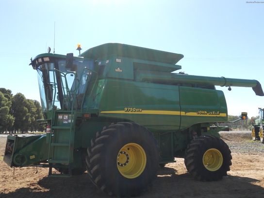 2000 John Deere 9750 PRICE REDUCTION!!! Great Value now $187,500 inc gst