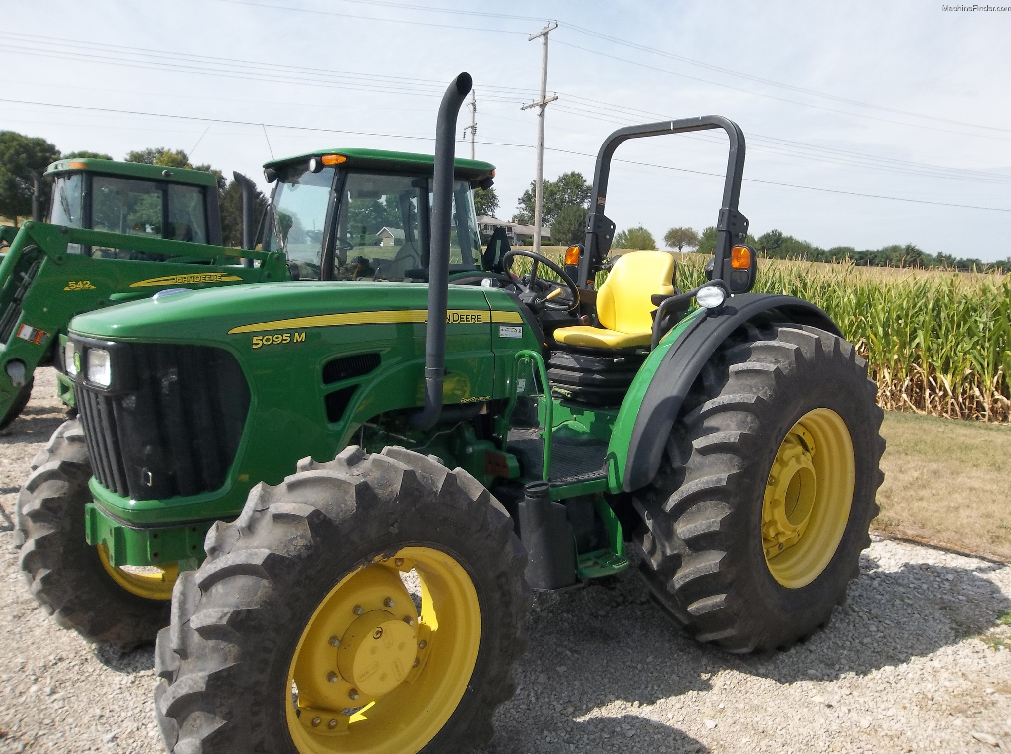 John Deere 944 http://www.machinefinder.com/ww/en-US/machine/2009-john-deere-5095m-tractor-2303305