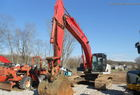 2008 Linkbelt LINKBELT 240X2 EXCAVATOR LOCATED IN BRIDGEPORT