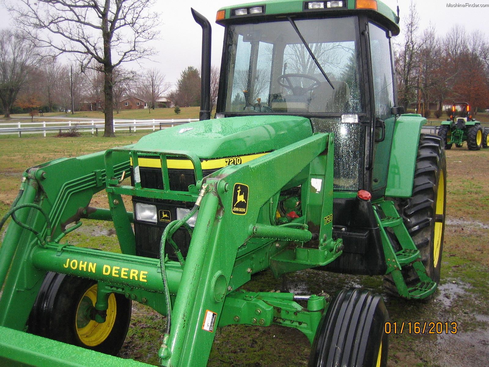 Griffith Tractor Seats : John deere tractors row crop hp