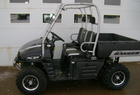 2008 Polaris Ranger XP 700 EFI