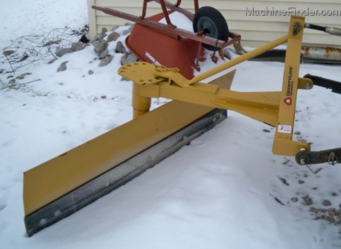 2011 AGRI PRODUCTS 5' REAR BLADE