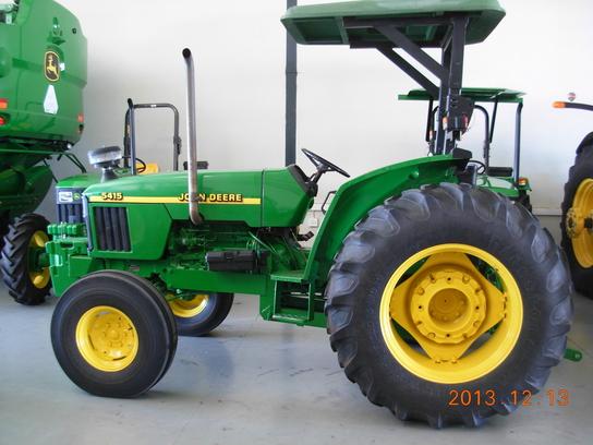 John Deere 5415 / Used equipment / Used equipment