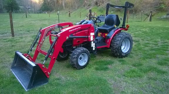 Harlan Tractor Parts : Mahindra max compact utility tractors harlan ky