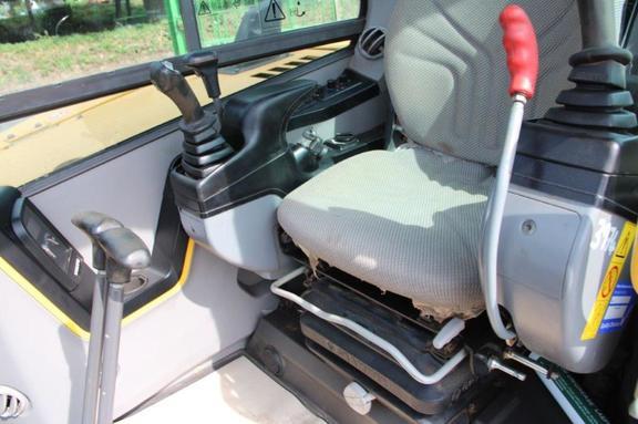 Volvo ECR88 MINI EXCAVATOR