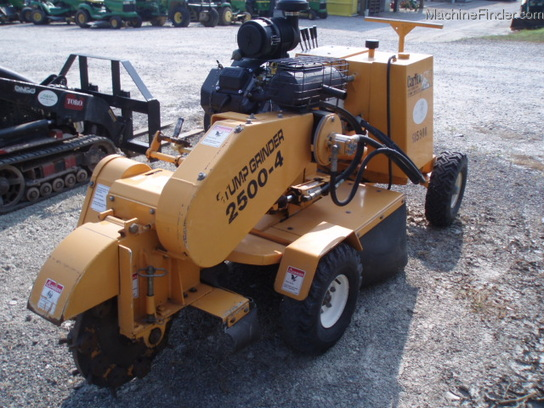 Other CARLTON 2500-4 STUMP GRINDER NEW 27HP KOHLER ENGINE AVAIL FOR RENT