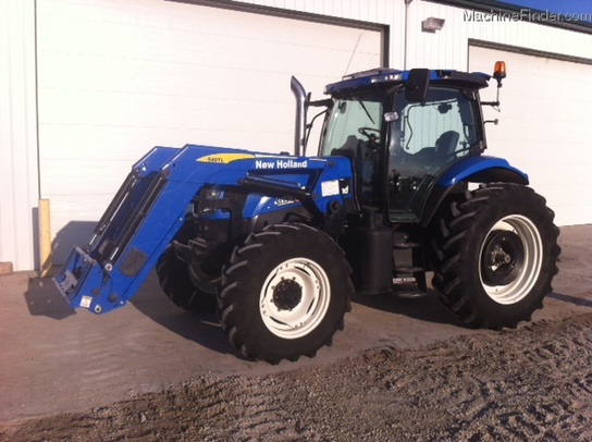 2006 New Holland TS135